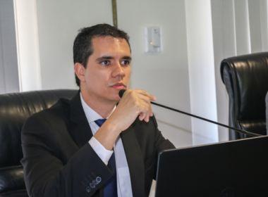Novo procurador-geral de Contas do TCE-BA toma posse para biênio 2019/2021