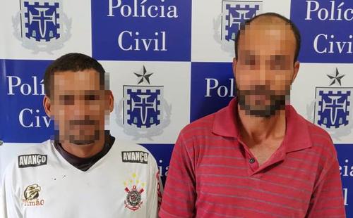 Varzedo: Irmãos são presos acusados de estuprar garoto com necessidades especiais