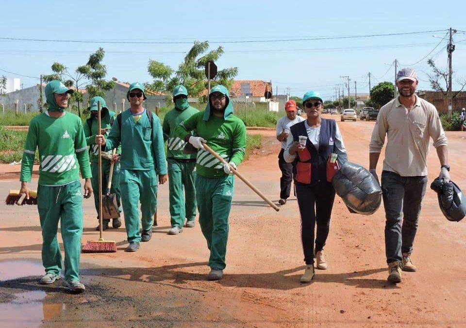 LEM: Mutirão contra a dengue chegou ao bairro Santa Cruz