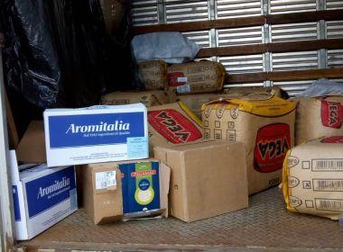 Manoel Vitorino: Comerciante e caminhoneiro são presos por forjarem assalto e roubo de carga