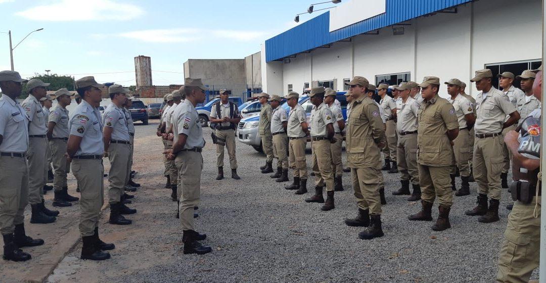 LEM:Polícia Militar recebe novos soldados