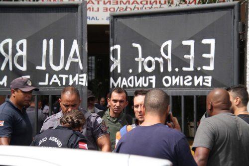 SP: Polícia divulga nomes dos atiradores de Suzano