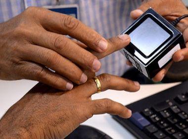 Bahia: TRE convocará 2,9 milhões de eleitores para fase final de recadastramento biométrico