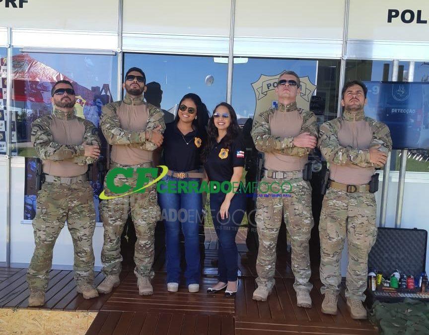 """LEM: Policia Civil traz para Bahia Farm Show o""""COE"""""""