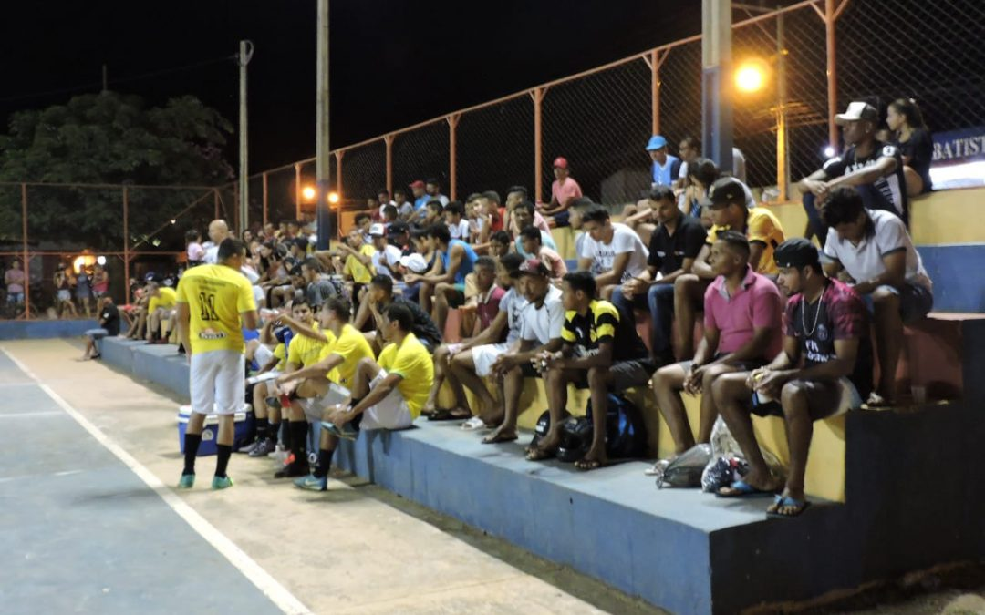 LEM: Começa a primeira rodada da Copa Da Paz