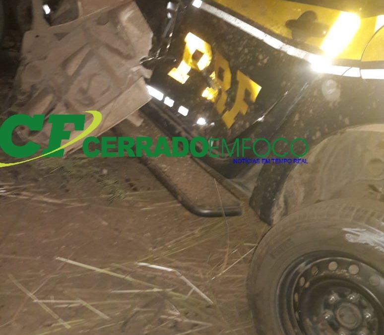 Barreiras: Grave acidente na BR 135