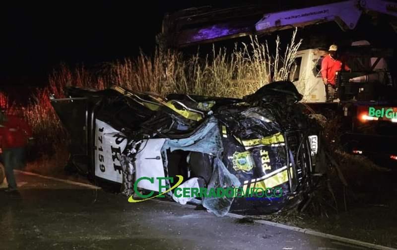 Riachão das Neves: Trágico acidente matou duas pessoas na BR-135