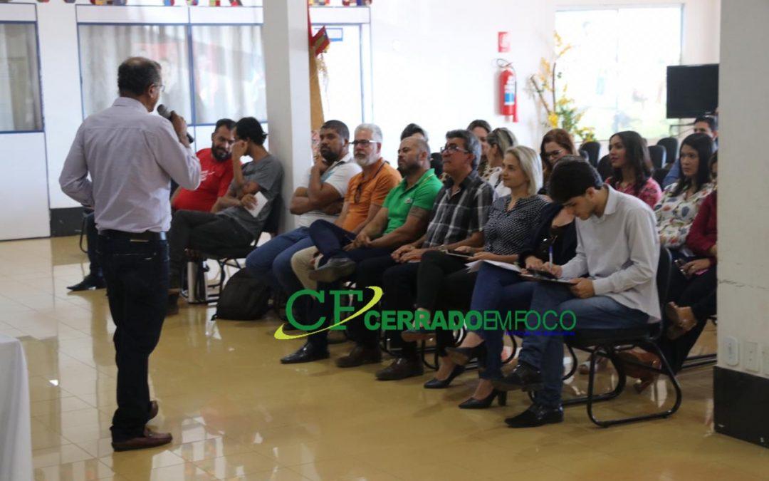 PREFEITURA DE LUÍS EDUARDO MAGALHÃES REALIZOU AUDIÊNCIA PÚBLICA DA LDO 2020