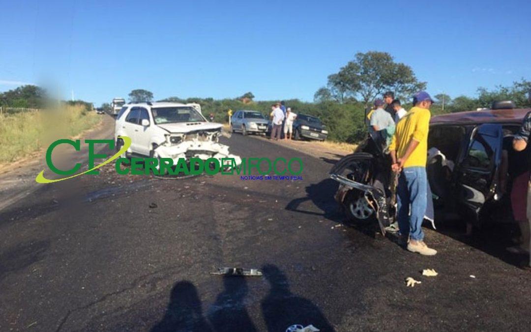 Rio do Antônio: Acidente na BR-030 com vítimas fatais