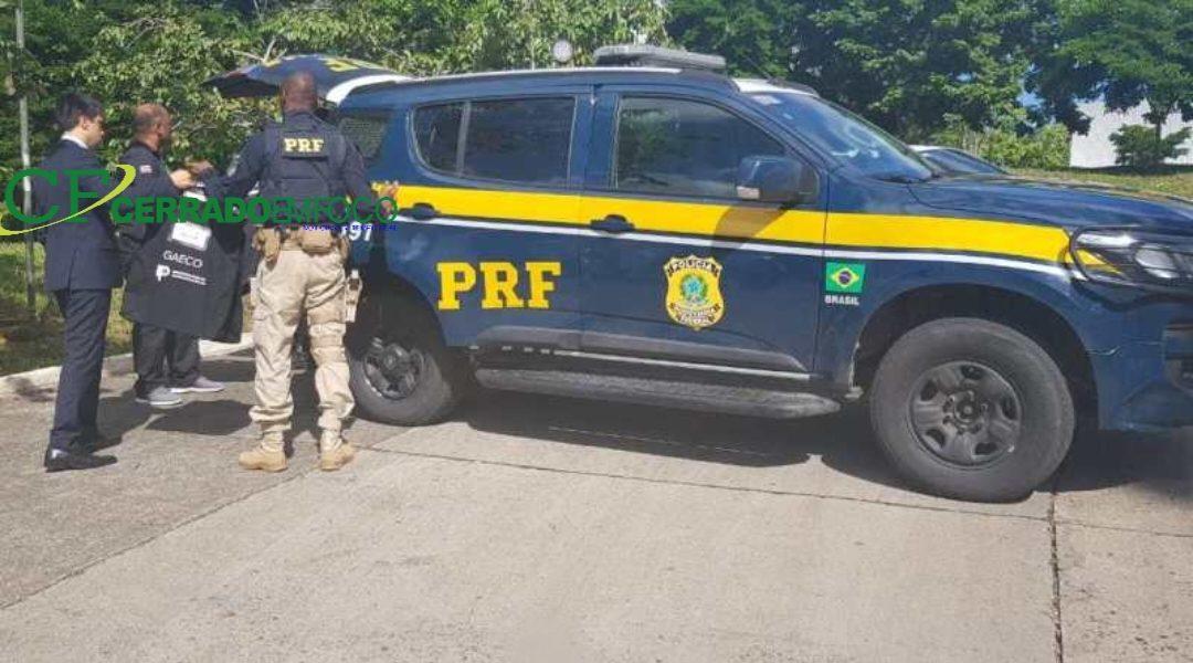 Ilhéus: Polícia Rodoviária Federal realiza Operação Xavier