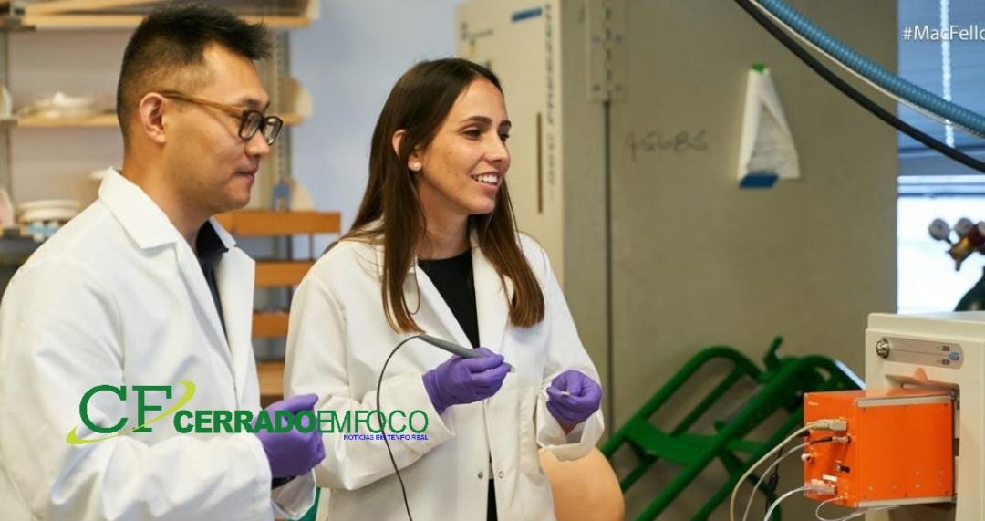 Brasil: Cientista brasileira cria 'caneta' que detecta câncer durante cirurgia
