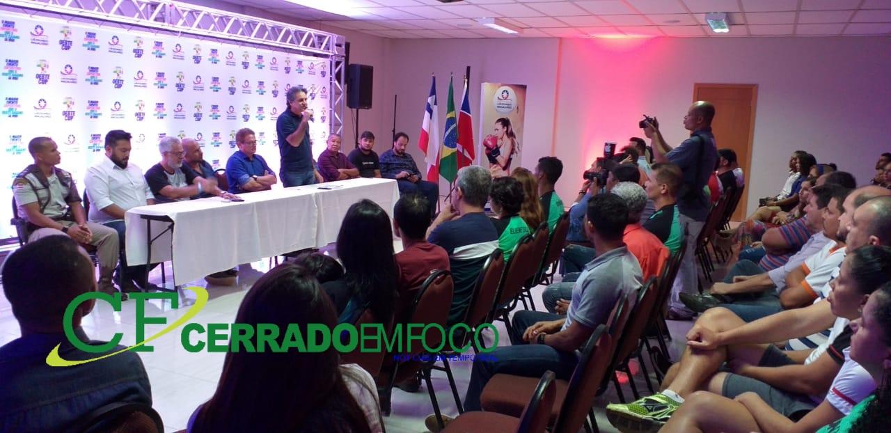 LEM: Vai começar o maior evento esportivo do oeste da Bahia
