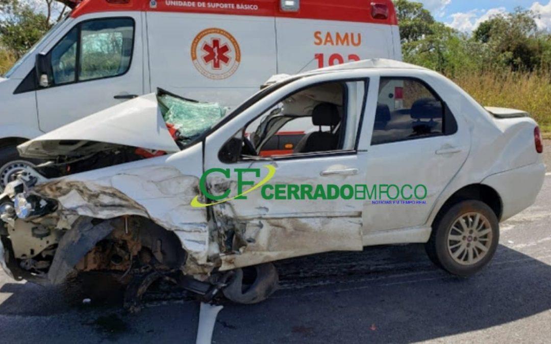 Barreiras: Vítima de acidente não resiste aos ferimentos e morre a caminho do hospital