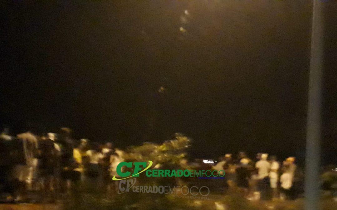 Lem: BAILE FUNK clandestino acontece na calada da noite em Luís Eduardo Magalhães