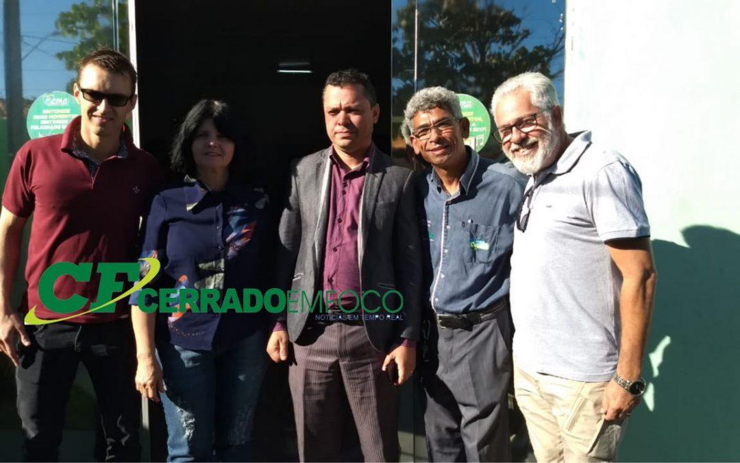 """Lem: Evento social """"Cabide Solidário"""" e inauguração da nova recepção da Radio Cultura """"Ivan Vargas"""""""