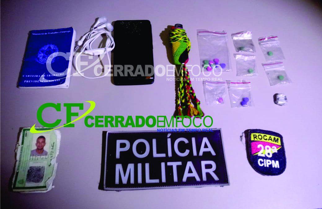 Ibotirama: ROCAM realiza operação de prevenção e a redução do CVLI e roubos/furtos