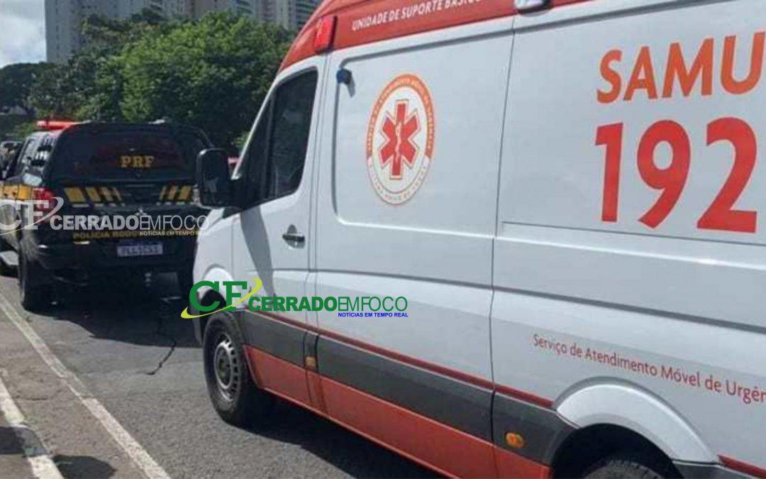 Salvador-BA: Ação rápida da PRF impede suicídio no viaduto do Cabula
