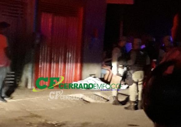 Barreiras: Homem é executado com arma calibre 12
