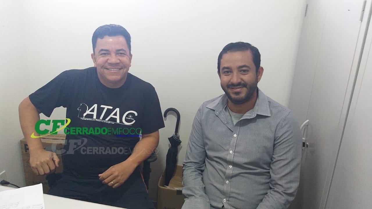 LEM: Adê Cerrado entrevista Coordenador do SAMU Leonardo Ramos