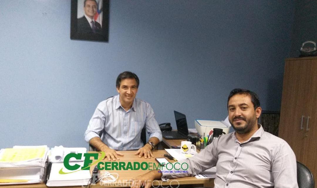 LEM: Secretário de Segurança e Ordem Pública Daniel Alvarez concede entrevista a Adê Cerrado sobre o trecho de risco na entrada da cidade