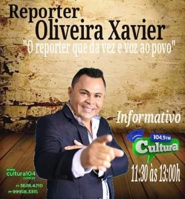 LEM: Entrevista de Oliveira Xavier para a Rádio Cultura FM 104.9, com o pai do jovem que tentou contra a vida do pedreiro Warley Macedo