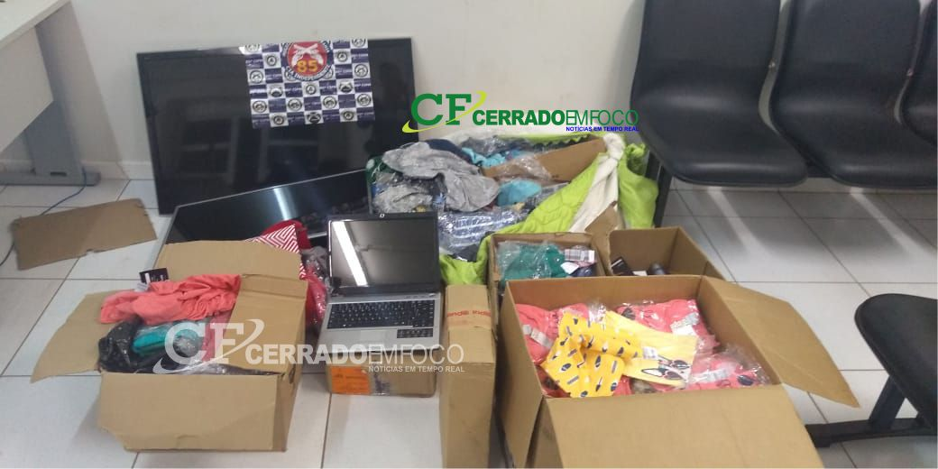 LEM: Release sobre o trio envolvido no roubo no povoado do Novo Paraná na noite de terça-feira (10)