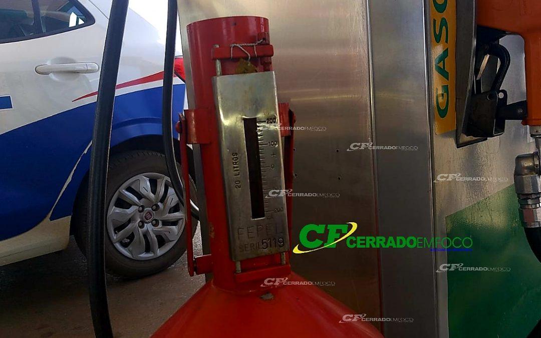 LEM: Cliente denuncia irregularidades em posto de combustível.