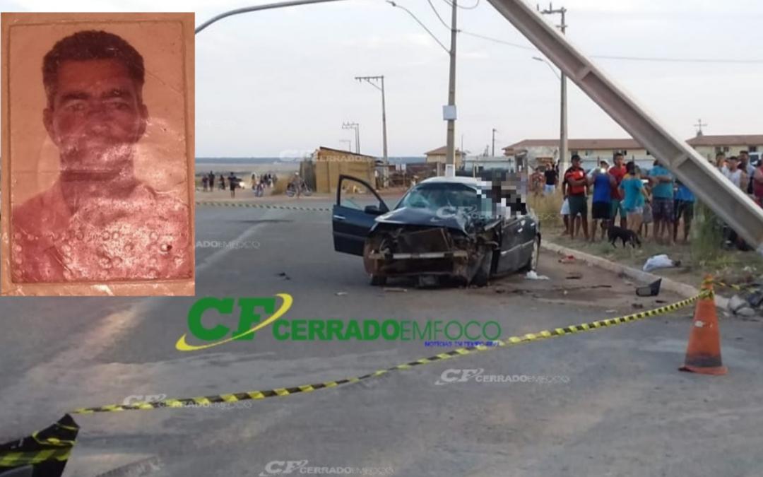 LEM: Combinação de álcool e velocidade provoca acidente tirando a vida do condutor e deixando outras cinco pessoas feridas