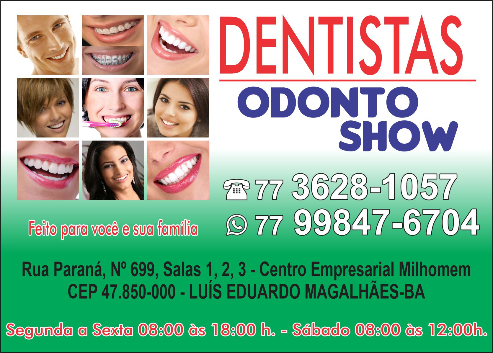 Dentista artes site