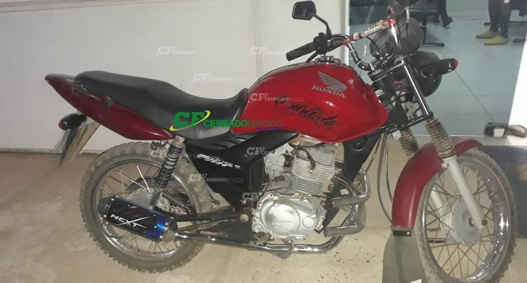 LEM: Motociclista detido em blitz da Operação Paz no Trânsito