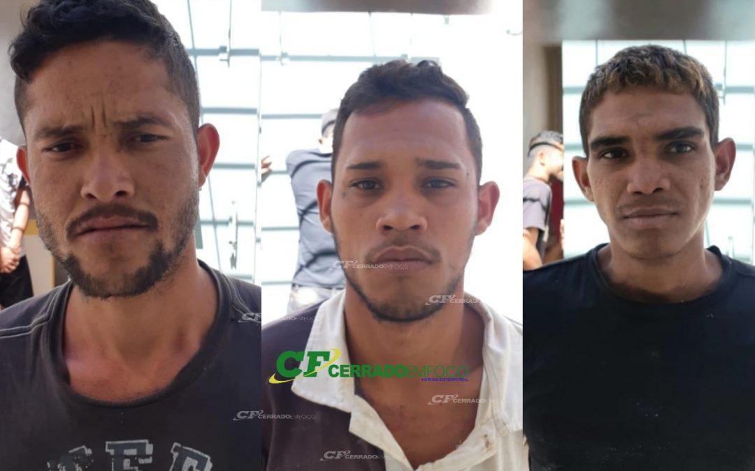 LEM: FUGA de presos no Distrito Integrado de Segurança Pública – DISEP