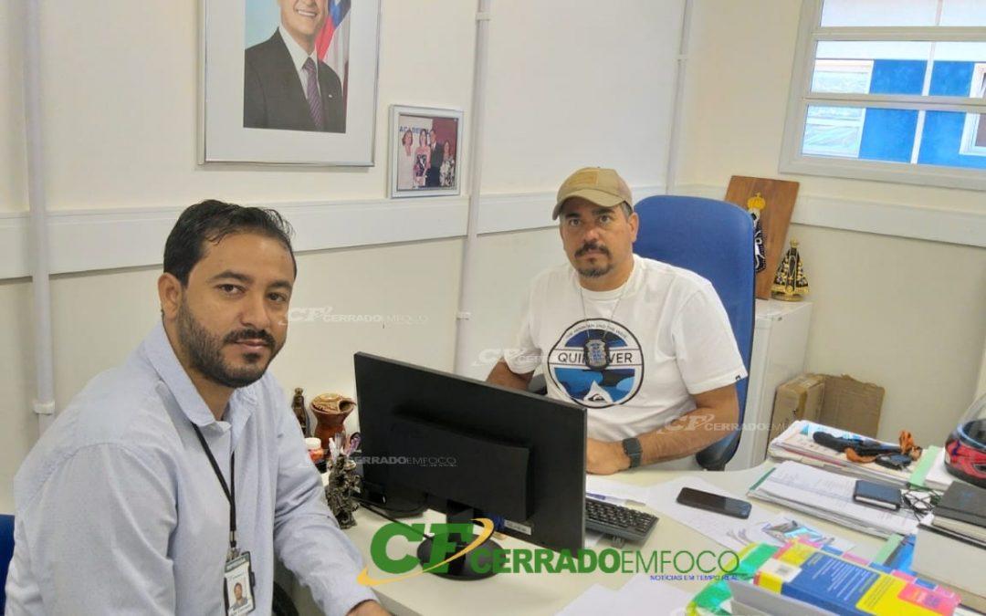LEM: Drº Leonardo concede entrevista ao Adê Cerrado sobre o caso de sequestro ocorrido na cidade.
