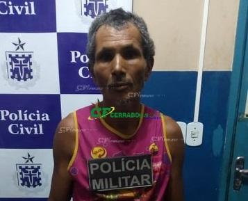 Ibotirama (BA): Homem é detido portando armas de fabricação artesanal após denúncia