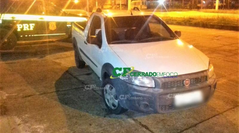 Eunápolis (BA): PRF recupera carro de locadora e homem é preso por receptação