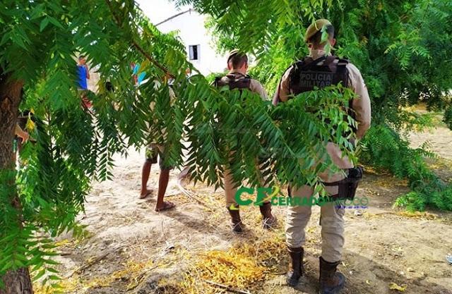 Ibotirama: Acusados de participar em homicídio são presos pela 28° CIPM da Polícia Militar