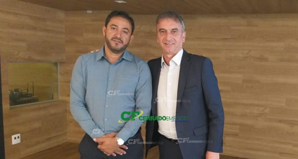 Brasília (DF): Novo Presidente eleito Fineauto Magnelson concede entrevista à Adê Cerrado, esclarecendo informações sobre o Sindicato das Auto Escolas