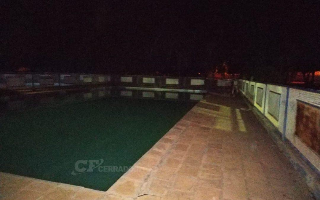 Ibotirama (BA): Garoto de 12 anos morre afogado após pular muro de clube para brincar em piscina