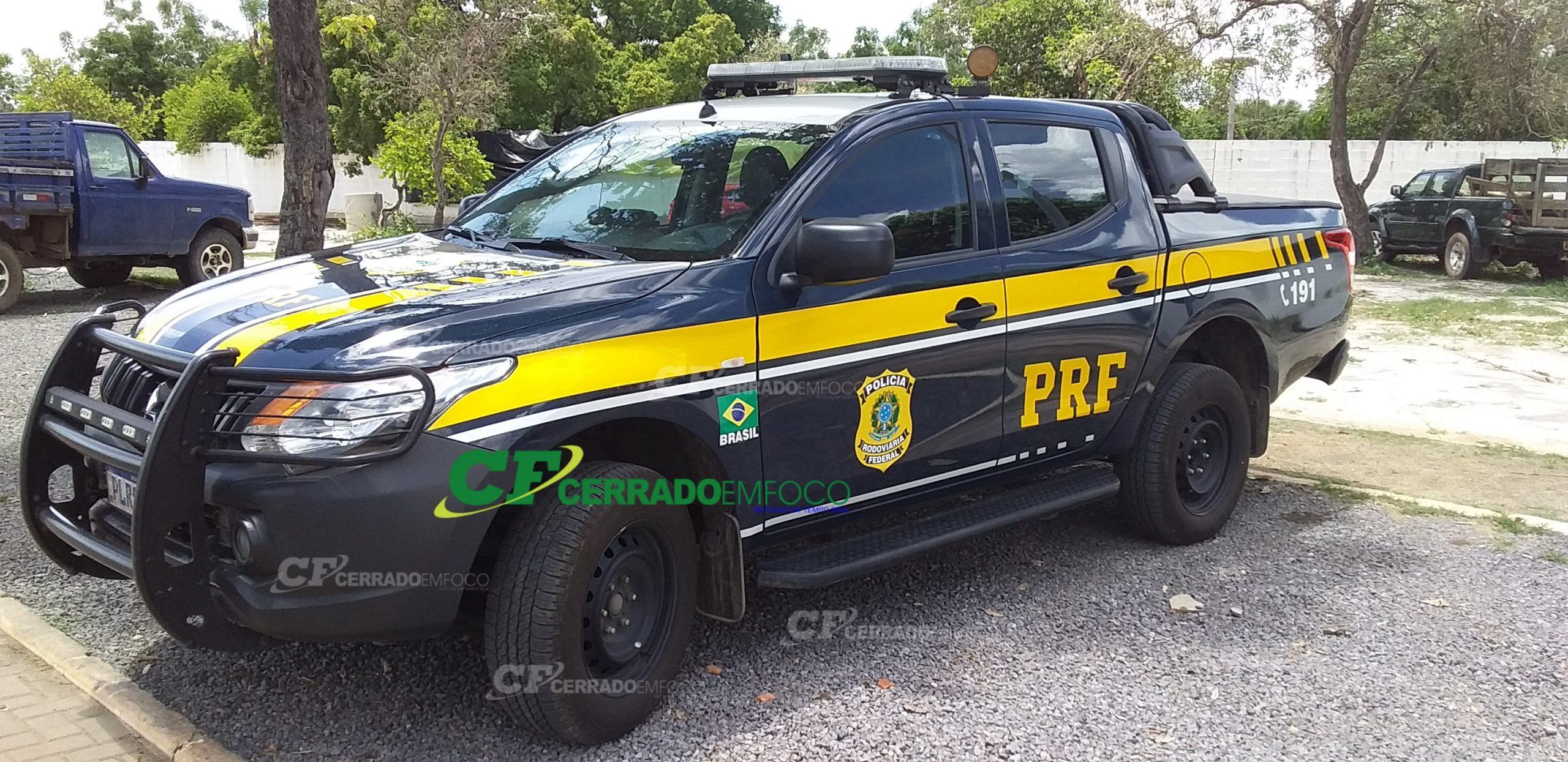 LEM: PRF prende motorista por conduzir veículo automotor alcoolizado