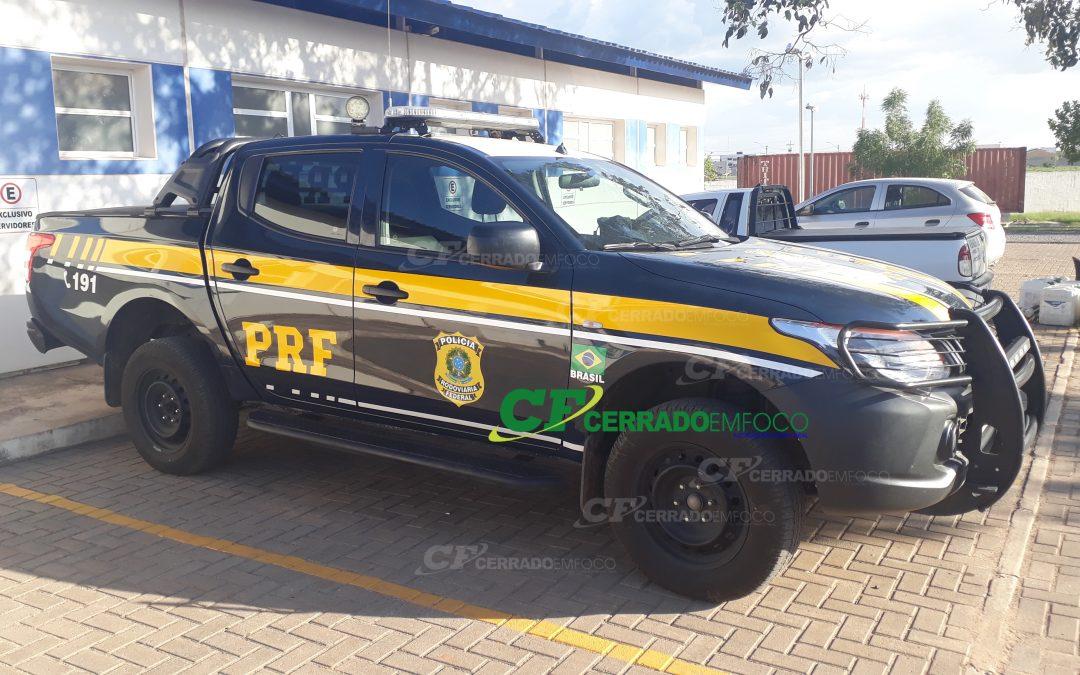 LEM: Motociclista é preso pela PRF por conduzir embriagado