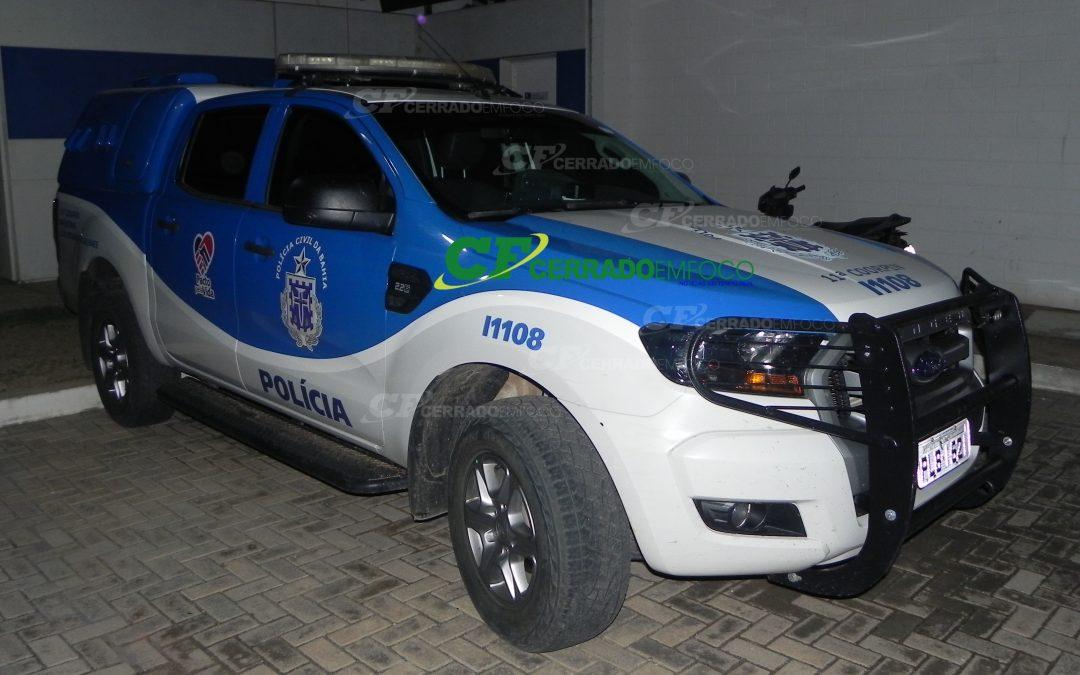 LEM: Polícia Civil recupera motocicleta roubada.