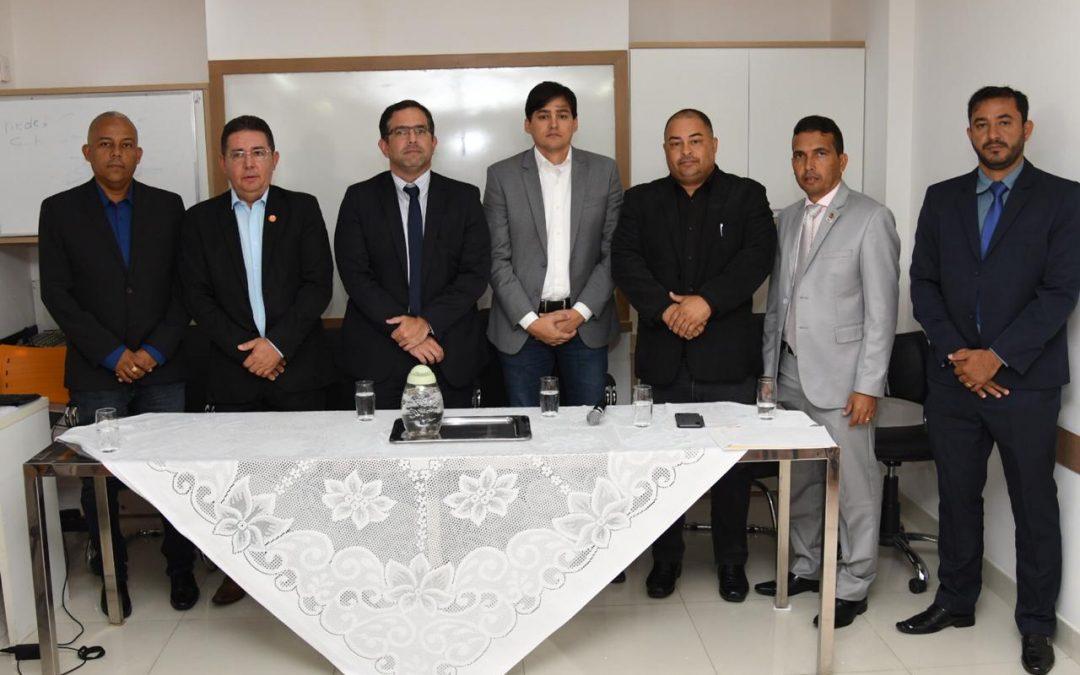Salvador-BA: Em Solenidade Adê Cerrado toma posse junto com a nova diretoria do SINDAUTO – BA.