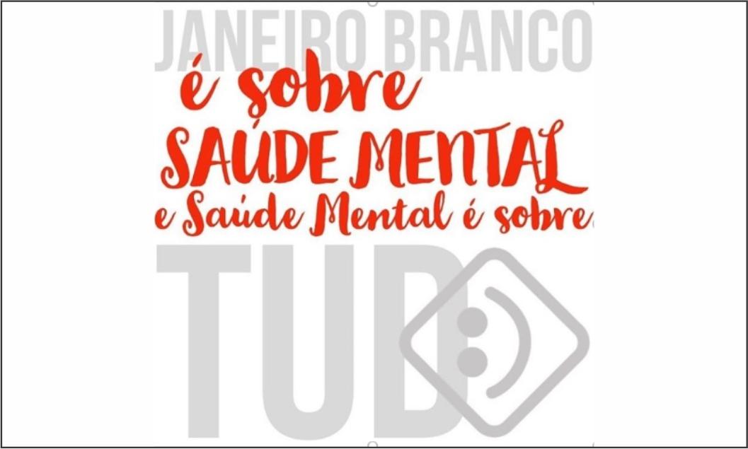 Dica de Saúde: Saúde mental é sobre tudo!