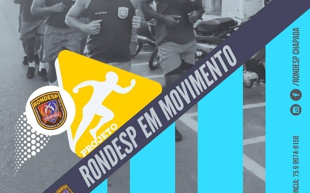 RONDESP EM MOVIMENTO 2020.