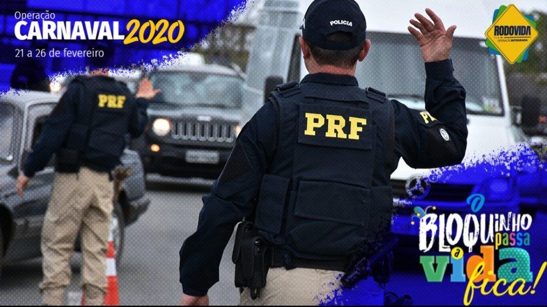 LEM: Agente da Polícia Rodoviária Federal Cleiton fala da Operação Carnaval.
