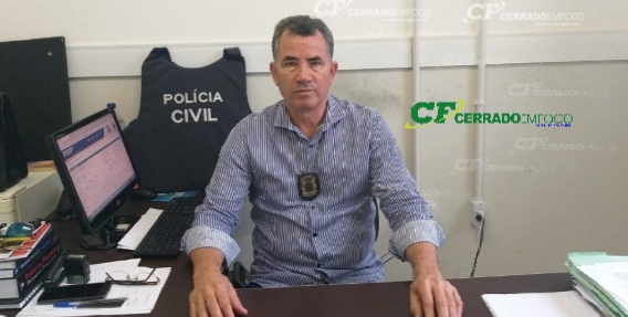 LEM: Dr. Joaquim Rodrigues concede entrevista ao repórter Oliveira Xavier, falando sobre os dois primeiros homicídios do ano de 2020.