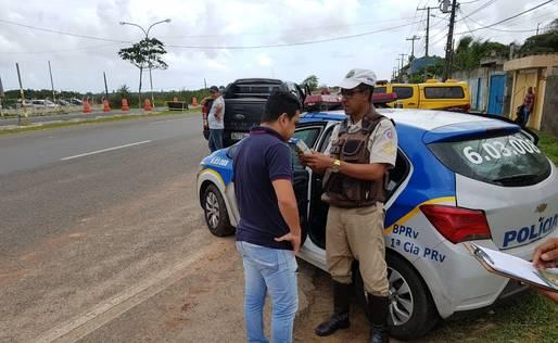Batalhão Rodoviário inicia operação nas estradas