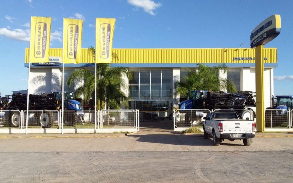Jaraguá Bahia Máquinas e Implementos Agrícolas Ltda